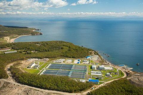Во Владивостоке выявлены приписки при строительстве очистных сооружений
