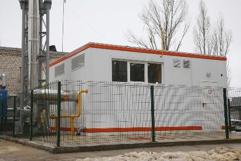 В Волгограде введена в строй автоматическая котельная