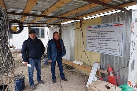 Госкомцен проведён мониторинг выполнения производственных программ ГУП РК «Вода Крыма» в Феодосии