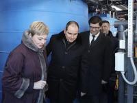 В Мурманске запущен комплекс очистных сооружений Южной котельной