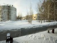 В Лянторе Ханты-Мансийского автономного округа в апреле начнется строительство новой станции очистки воды