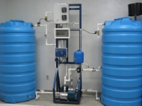 В городе Пронске введена в строй вторая в Рязанской области озоно-кислородная станция очистки воды