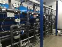 В селе Жаворонки Одинцовского района Подмосковья заработала новая станция водоподготовки
