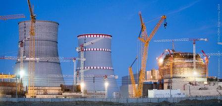 Сосновый Бор получит теплоноситель по смонтированным трубопроводам от нового энергоблока ЛАЭС