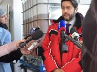 На 2-м речном водозаборе «Росводоканал Барнаул» готовит запуск автоматической системы дозирования флокулянта