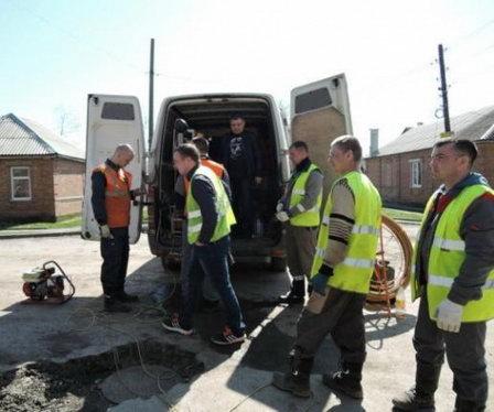 Самотечный канализационный коллектор спровоцировал в Таганроге режим ЧС