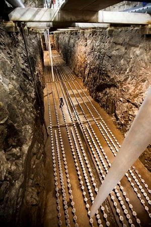 Подземные очистные сооружения канализации Стокгольма станут крупнейшими в мире