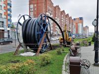 Водоканал Новокузнецка использовал бестраншейный метод  реконструкции водопровода с применением труб «ПОЛИЛАЙНЕР»