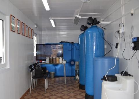 В 2018 году в селе Новый Тартас Новосибирской области установят три станции водоочистки