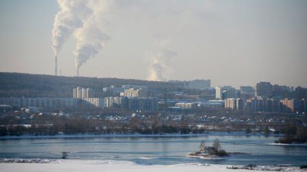Иркутский МУП «Водоканал» выплатит 1,1 млн руб. за вред реке Ангаре