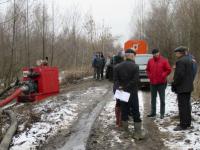 В Московской области приступили к подготовке систем обводнения торфяников