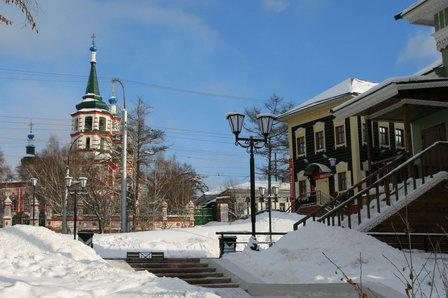 Жители Заозерной в городе Зима добились через суд постоянного водообеспечения