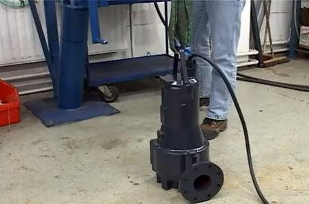 На заводе «Грундфос Истра» запускают сборку насосов SEG для перекачивания неочищенных сточных вод