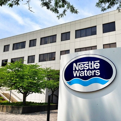 Nestle Waters сертифицирует свои заводы по стандартам Альянса по управлению водными ресурсами
