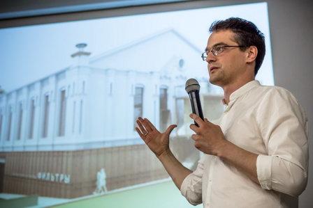 В Волгограде презентовали концепцию музея историй чистой воды «Фильтры»