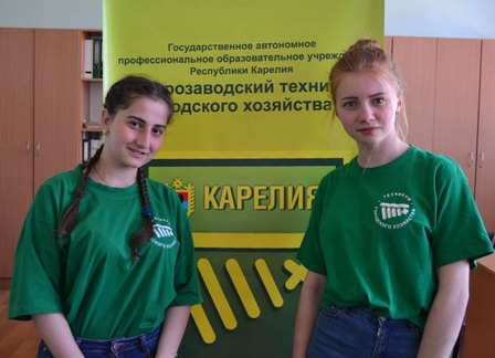 Студенты Петрозаводского техникума по фотографиям выявляли нарушения при выполнении работ