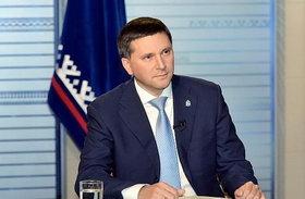 Новый министр природных ресурсов и экологии РФ Дмитрий Кобылкин представлен коллективу ведомства