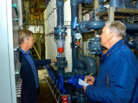 В Углегорске на Сахалине введена в эксплуатацию новая фильтровальная станция