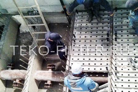 Компания «ТЭКО-ФИЛЬТР» внедрила скорый фильтр в рамках реконструкции Главной водопроводной станции Санкт-Петербурга