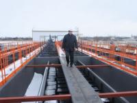 Новые очистные сооружения поселка Аэропорт в Волгограде будут запущены в июне