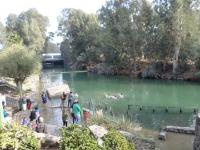 В реке Иордан улучшилось качество воды