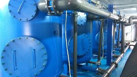 В пос. Юность Московской области введен в эксплуатацию новый водозаборный узел