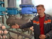 На сооружениях очистки сточных вод в Гусь-Хрустальном Владимирской области внедрена система УФ-обеззараживания