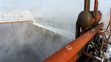 В Угре Смоленской области возведут очистные сооружения стоимостью 104 млн. руб.