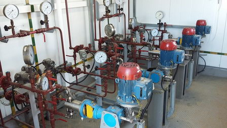 В Самаре модернизируют насосные станции подкачки