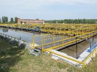 На Правобережных очистных сооружениях Воронежа заработала технология нитри-денитрификации