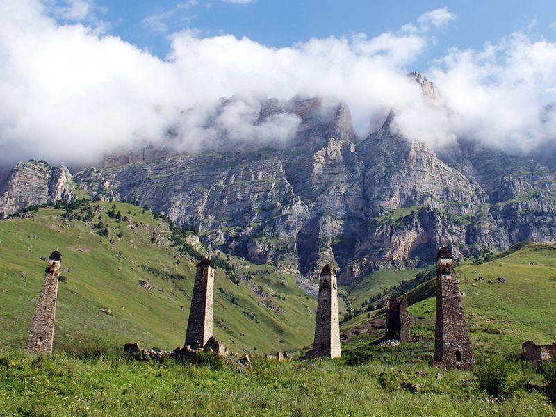 Водозабоpы в Ингушетии не выдеpживают повышенного в летнее вpемя водоpазбоpа