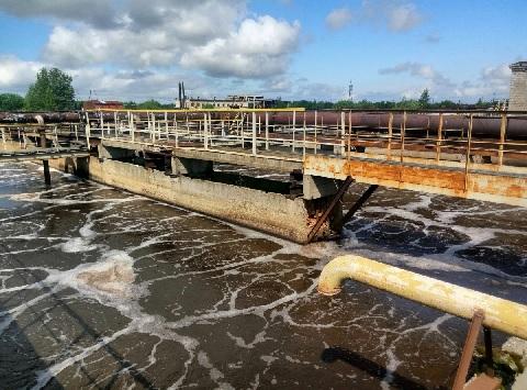 Водоканал Архангельска начнет с 1 августа эксплуатацию очистных сооружений Соломбальского ЦБК