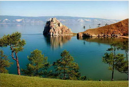 Загрязнение озера Байкал происходит в основном из-за износа очистных сооружений г. Улан-Удэ