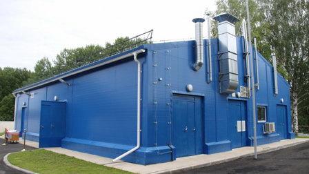 В Приозерском районе Ленобласти возвели новые водоочистные сооружения