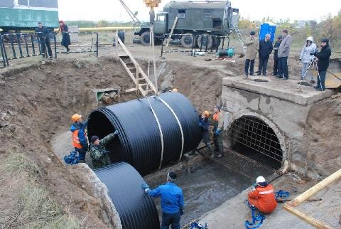 В Брянске в 2018 году реконструируют шесть канализационных коллекторов