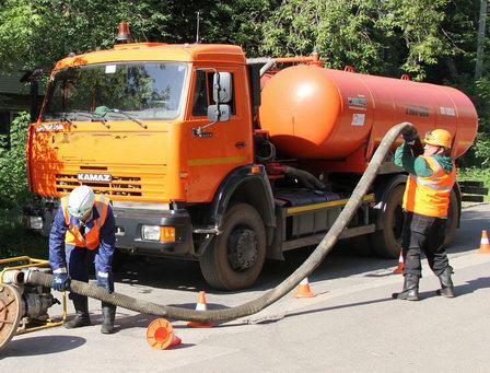 Новая автотехника снизит эксплуатационные затраты ОАО «Росводоканала Омск» ещё на 1 млн. руб.