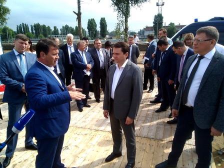 Представители регионов ЦФО ознакомились с перспективой эксплуатации иловых карт в Воронеже