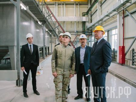 Новый водозабор в Якутске откроется в октябре