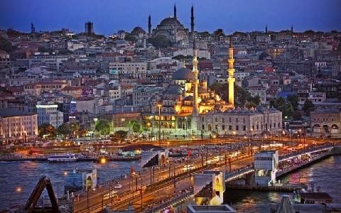 В Стамбуле началось строительствo новых очистных сооружений канализации мощностью 450 тыс. м3/сут.