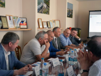 Прошло первое заседание общественного совета при ОАО «ОмскВодоканал»