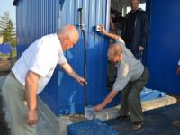 В селе Победа Новосибирской области заработала централизованная система водоснабжения