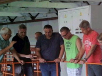 Делегация жилищно-коммунальной службы «Stadtwerke Tubingen» из Германии посетила