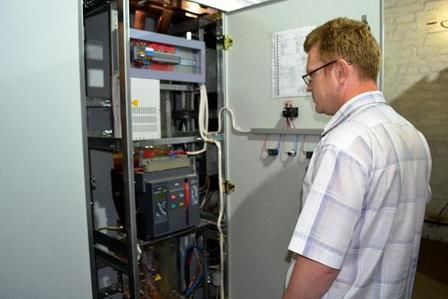 На Тверецком водозаборе ООО «Тверь Водоканал» внедрили схему непрерывной подачи электроэнергии