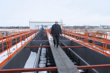 Группа ГМС получила подряд на строительство цеха по термомеханической переработке осадка на очистных сооружениях в Казани