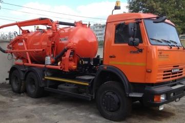 Новая автотехника в компании  «Концессии водоснабжения — Саратов»  оснащается навигаторами ГЛОНАСС и топливными датчиками
