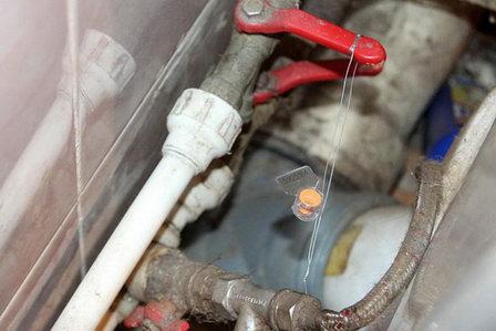 В Азове впервые отключат от централизованного водоснабжения должников в коттеджах