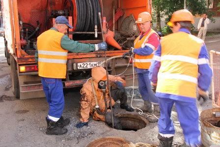 В Перми на конкурсе профмастерства бригады из цехов канализации выполняли реальные заявки