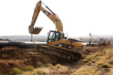«Троицкий групповой водопровод» начал строительство третьей нитки магистрального водовода для обеспечения водой Новороссийска и Геленджика