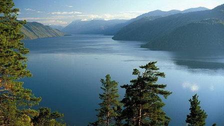 На побережье Телецкого озера на Алтае создадут систему водоснабжения и очистных сооружений