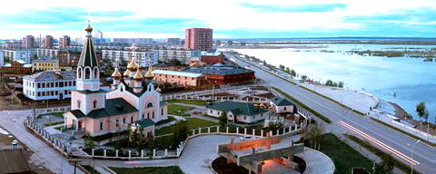 Якутск получит дополнительный источник питьевого водоснабжения за счёт подруслового талика реки Лены